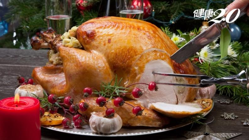 感恩節火雞大餐竟是減脂增肌最佳食物 營養師說「這樣吃火雞肉」熱量更低