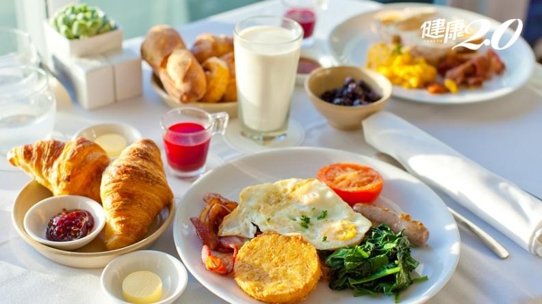 營養師公開最健康中西式早餐 這樣吃遠離肥胖、慢性病!