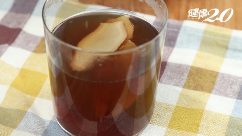 冬季預防感冒喝「生薑黑糖水」!加一味擊退低燒不適
