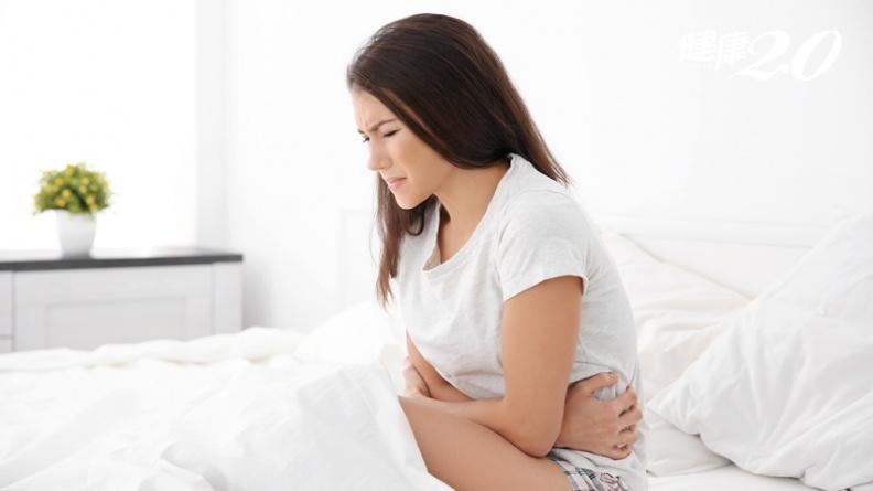 子宮也有慢性病!她腹大如籃球、經痛 原來是「這種病」