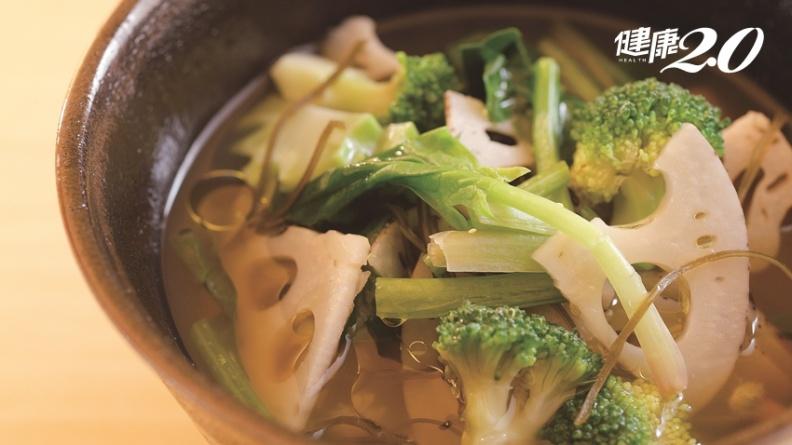快感冒了嗎?晚餐喝「感冒湯」 滿滿維生素滋補強身