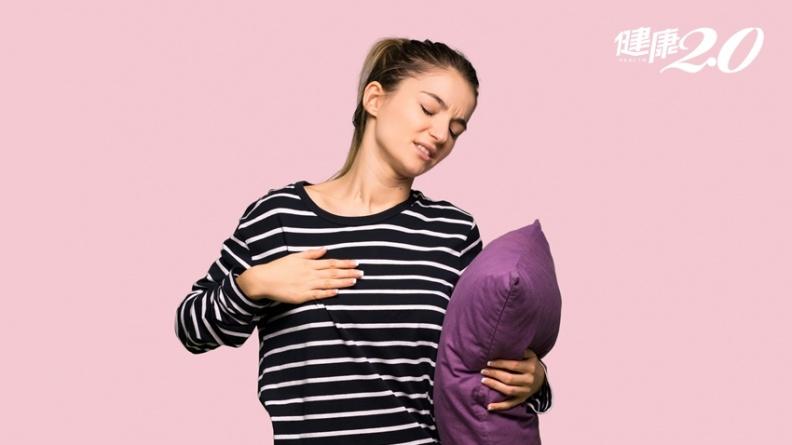 睡不好傷「心血管」!高血壓、冠心病、心臟衰竭機率大增