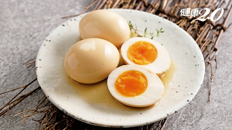 溫泉蛋、溏心蛋好美味!1招作法絕對不失敗