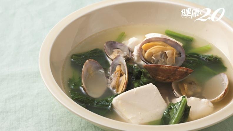 「天下第一鮮」蛤蜊!1種吃法強化鐵吸收、大補維生素C
