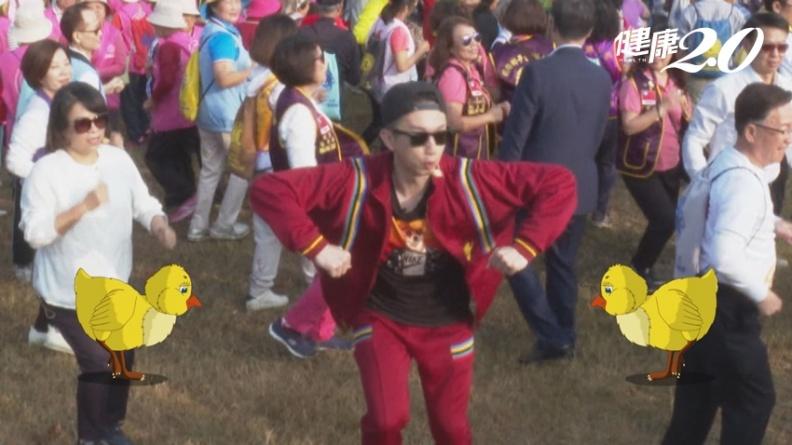 婆媽跳起來!7年級嗨歌《快樂崇拜》廣場舞 MAX教你做家事也能很快樂