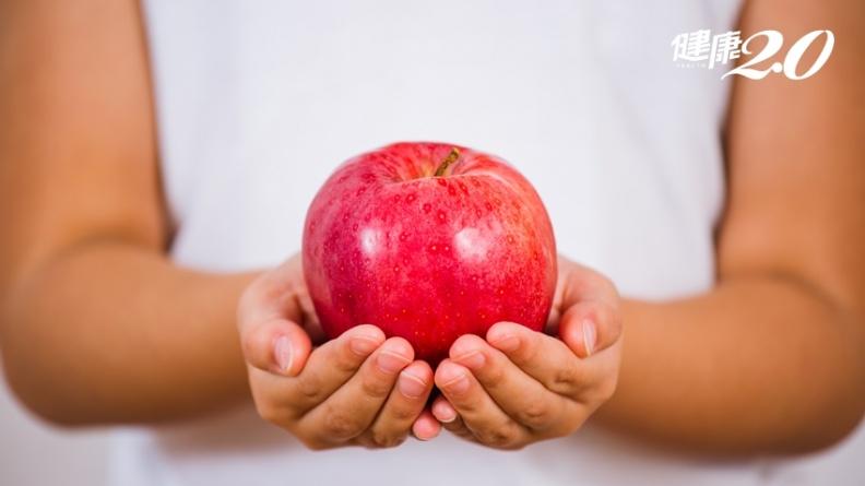 你還在吞維生素C片?1顆蘋果的抗氧力更高