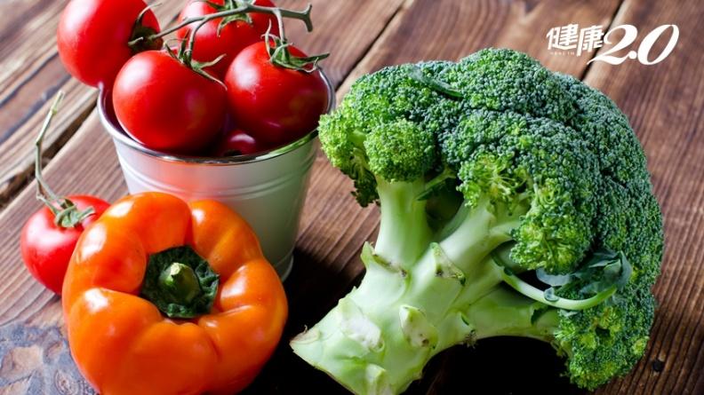 番茄加花椰菜這樣煮 每週吃3次,防攝護腺肥大及攝護腺癌效果大