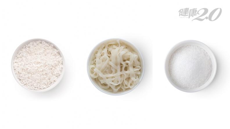防癌就要不吃「三白食物」!全穀類滿滿營養 抑制腫瘤形成、預防大腸癌