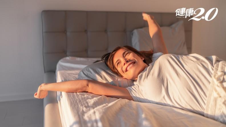 淺眠、睡不好恐增加失智風險 3招教你睡滿睡飽睡好