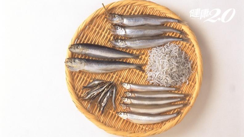 3種小魚護肝最有效!日醫教你「這樣吃」 改善脂肪肝、慢性肝炎
