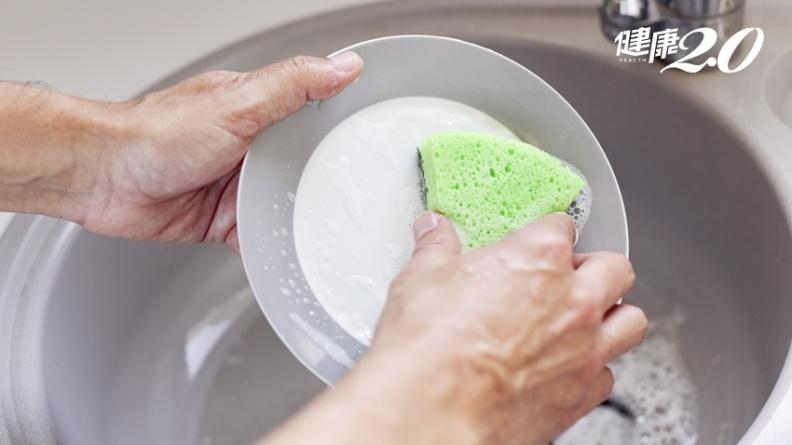 溫和、護手洗碗精不傷手?清潔化學專家教你選 避免手部乾又澀