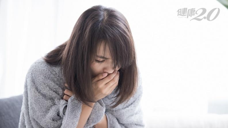 粉領族狂喘、咳出血紅「檳榔痰」 出現7症狀小心流感併發肺炎