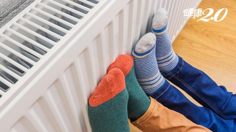 睡前泡腳、穿襪睡覺 中醫師教大寒養生4重點 簡單好記