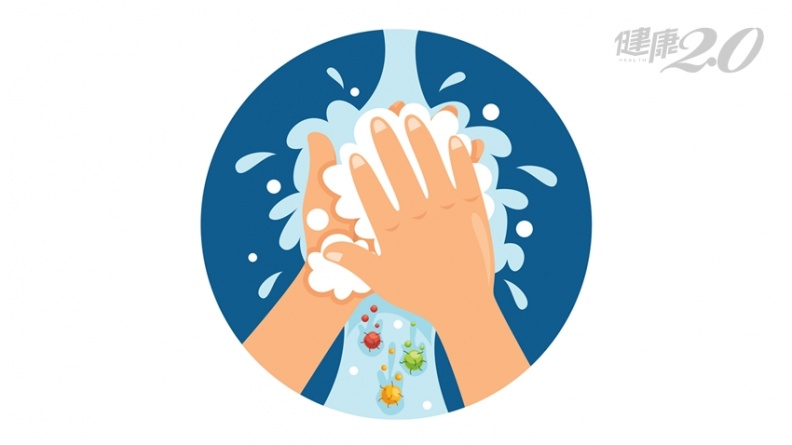 勤洗手防新型冠狀病毒!沒洗手前「這件事」千萬不能做 5時機、7部位要記牢