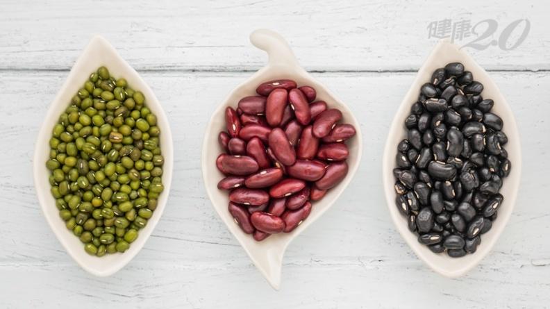 喝三豆飲調節免疫力 紅豆、綠豆加黑豆這樣煮好喝又排毒