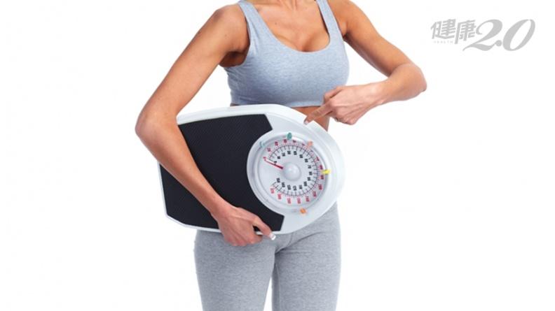 原來不減肥才能瘦!她公開20年來體重±2公斤的秘密