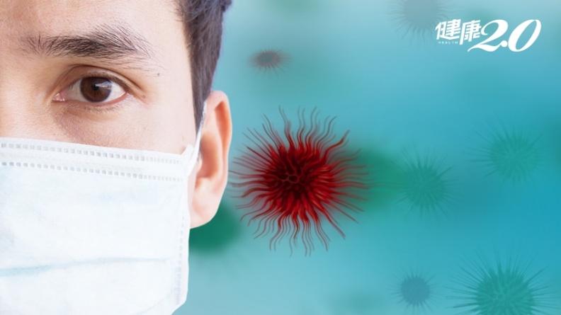 口罩戴錯大減防護能力!4步驟正確配戴口罩 才能防新冠肺炎