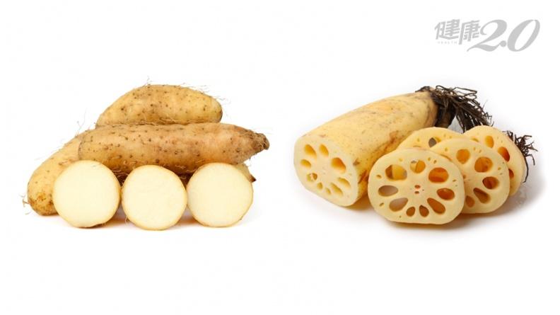 山藥、蓮藕不是蔬菜!哪些食物也是全穀雜糧?