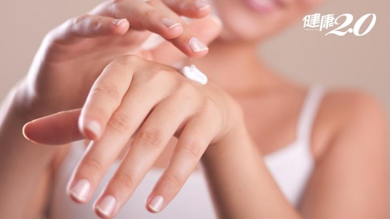 洗手洗到粗糙、龜裂 皮膚科醫師教2招,富貴手患者也不怕
