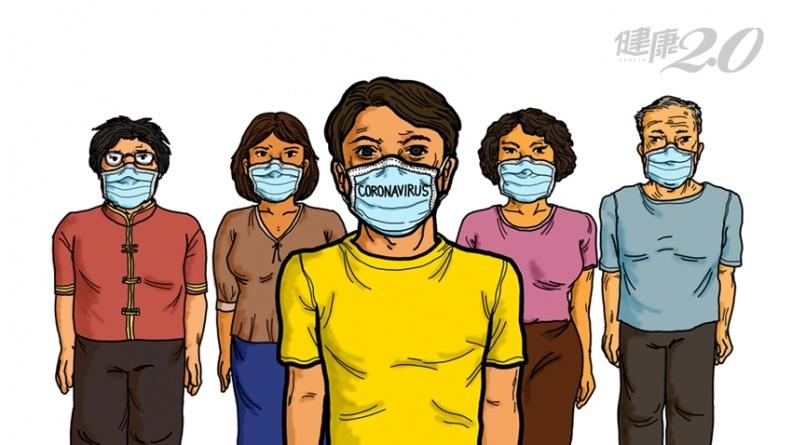 不必人人都要戴口罩!醫師曝「這種情形」出現 才真正需要時時刻刻戴口罩