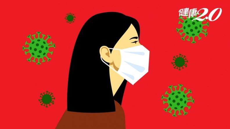 新冠肺炎會透過氣膠傳染?學者教你2招有效避免
