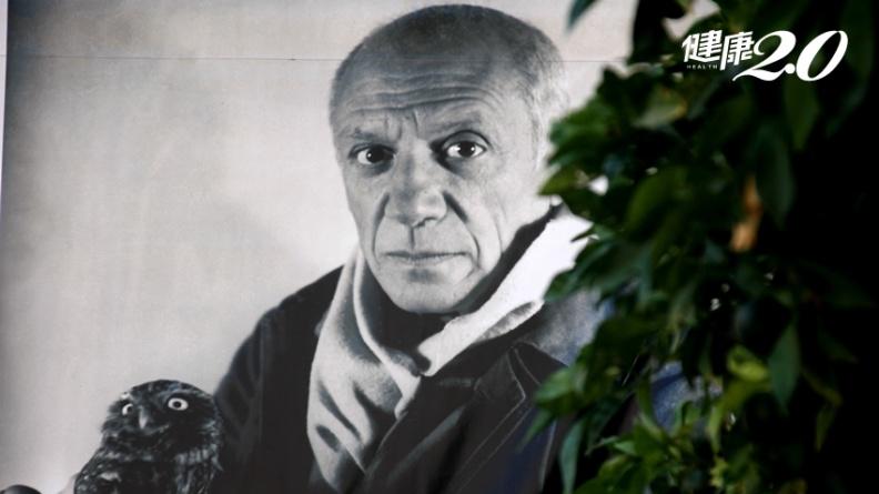 解密藝術家長壽的原因!畢卡索活了91歲、夏卡爾活到98歲