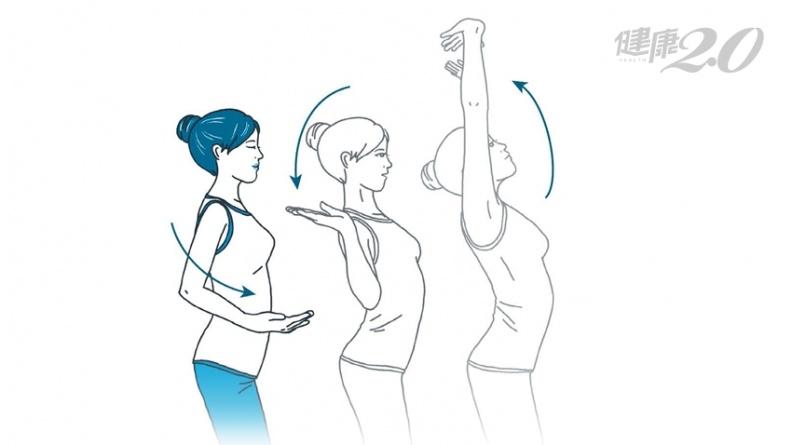 「脊椎波浪運動」帶動全身神經循環 名醫癌症痊癒了!