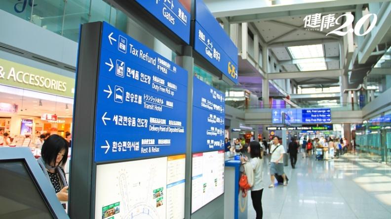 韓國新冠肺炎暴增至833例!27日起韓國返台需居家檢疫14天