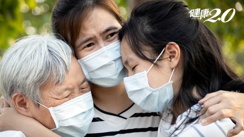 新冠肺炎家戶感染率比流感高6倍!2招可降低感染風險