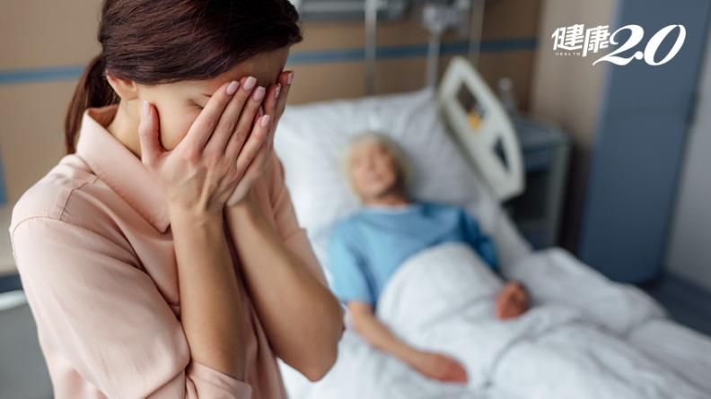 「父親流感重症住院是我害的…」她淚崩自責!醫還原事實真相