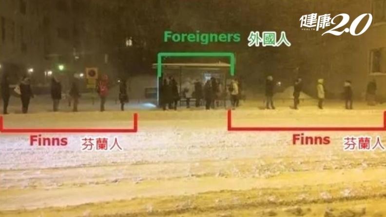 不想進入「台灣封城」!台大公衛學者建議「人與人距離1公尺」