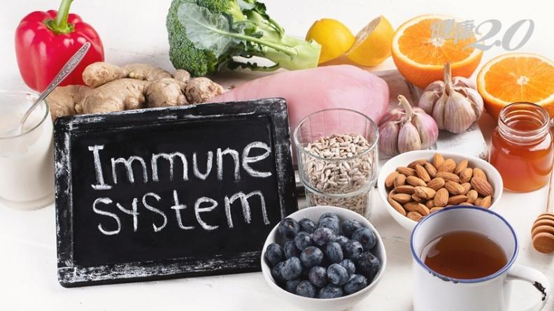 二道防線抵禦新冠肺炎!營養師推飲食5原則 吃出完善免疫力