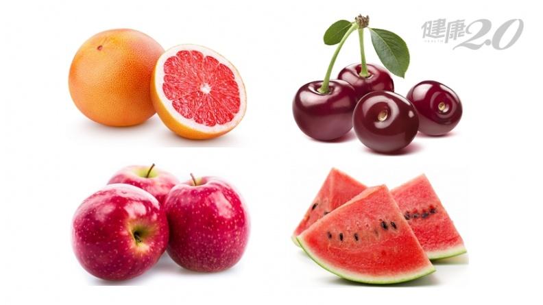 關閉肥胖基因!4種「紅色水果」對抗腹部脂肪、瘦腰效果特別好
