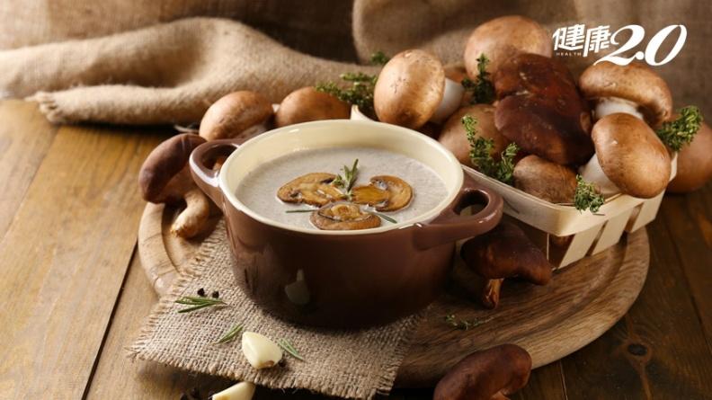 吃菇有益健康 鮮菇和乾菇怎麼煮?這樣料理最能吃進完整營養