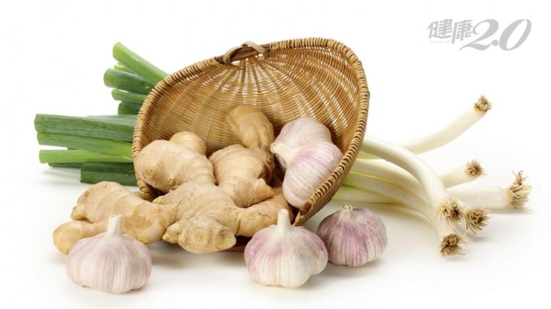 春天養生宜補陽!多吃葱、薑、蒜、香菜 跟著道家食療「四季五補」