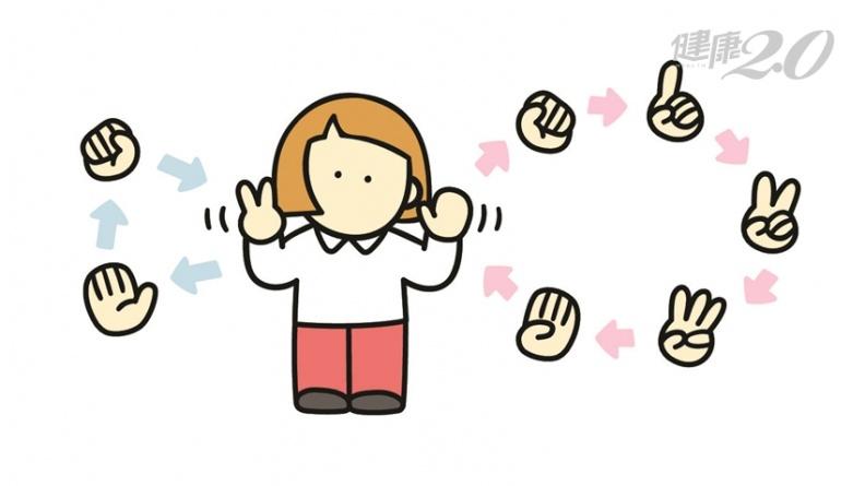 你可以控制大腦!日醫每天10分鐘「手指操」 活化腦部、預防失智症