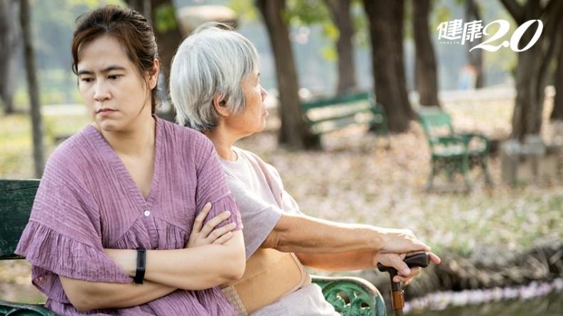 「重男輕女的母親待我如外人」該如何孝敬父母?黃越綏一句話讓她釋懷了