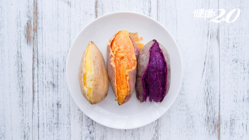黃地瓜、紫地瓜哪個好?吃地瓜能預防便祕、大腸癌 2種吃法減少排氣又護血管