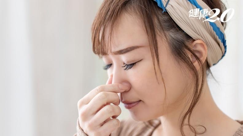 鼻塞可能是癌症警訊!8大必知鼻咽癌症狀:鼻塞逾2周、單側鼻塞、鼻涕有血絲