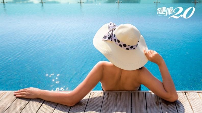 新冠肺炎疫情蔓延中,還可以游泳嗎? 疾管署長說:這種泳池才行