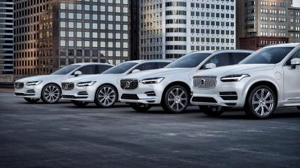 Volvo油電大降價 正年式PHEV最多降52萬