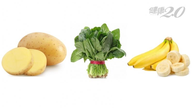 逾半數長者高血壓!營養師推3大高鉀食物 「這樣吃」調節血壓、保護心血管