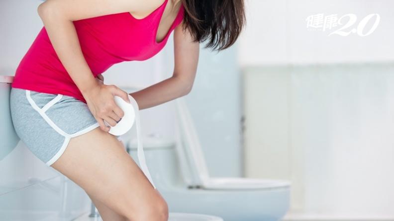 大腸直腸癌一定會腹痛、拉肚子嗎?醫師警告:4種情況無明顯症狀