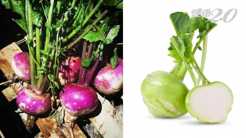 阿信問大頭菜多少錢?吸10萬鐵粉關注 營養師速解大頭菜營養價