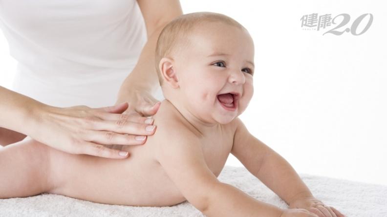 這樣做寶寶超好帶!2招讓寶寶頭好又壯壯 預防愛哭、過動、注意力不集中