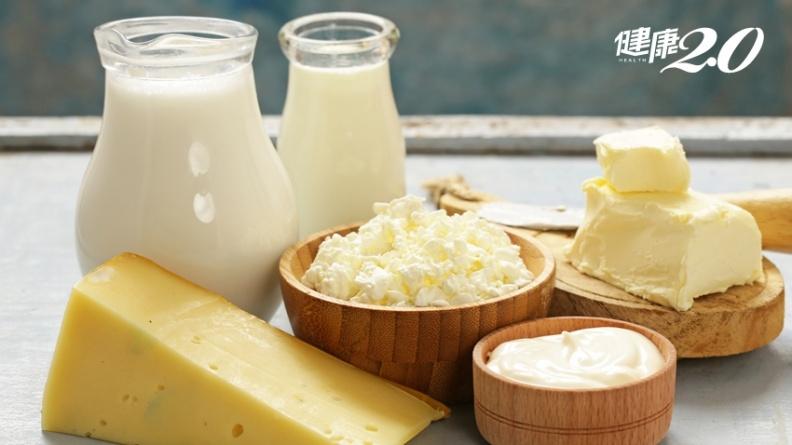 牛奶、起司、優酪乳鈣質最高是?營養師曝這樣吃吸收最好 長高又防骨鬆