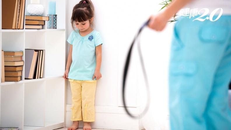 打小孩真的有用嗎?親子專家「讓孩子害怕,永遠無助進步、成長」