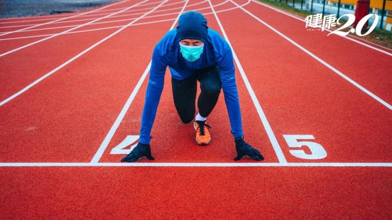國中生戴口罩跑步猝死 醫師提醒戴口罩時出現這情況是警訊