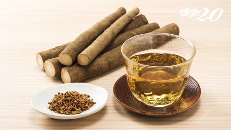抗癌名醫天天喝「牛蒡茶」!排毒、強肝腎、減肥、祛斑、改善脂肪瘤