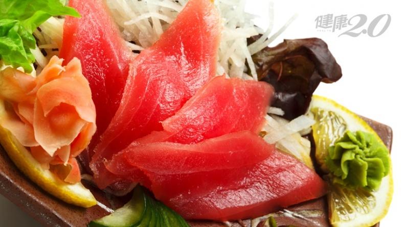 鮪魚季來了!專家教顧眼睛要吃魚頭、魚眼,防血管硬化要挑這邊